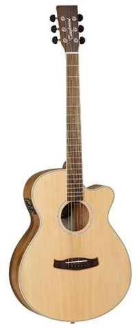 Tanglewood Discovery Exotic Superfolk AE