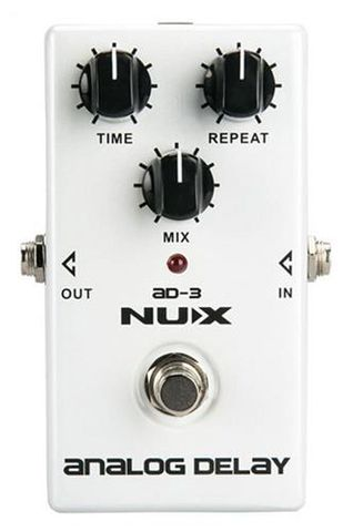 Nux Analogue Delay Pedal