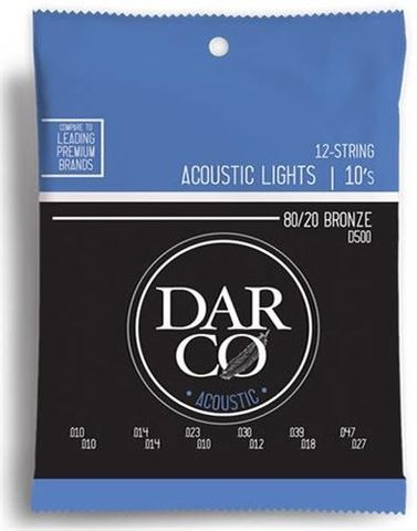 Darco Bronze 10-47 12Strg Guitar Strings