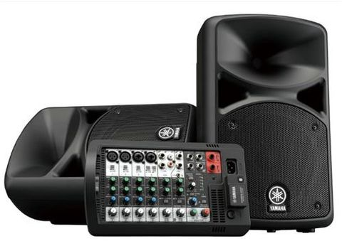 Yamaha Stagepas400Bt Portable PA System