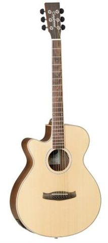 Tanglewood SFCE LH Discovery Exotic BW