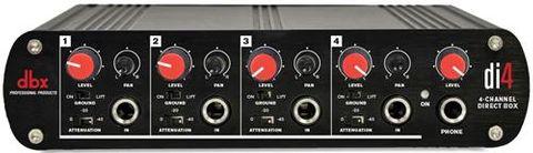DBX DB14 4Ch Direct Box