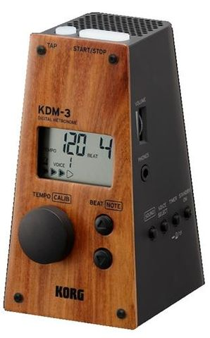 Korg KDM3 Wood Finsh Metronome