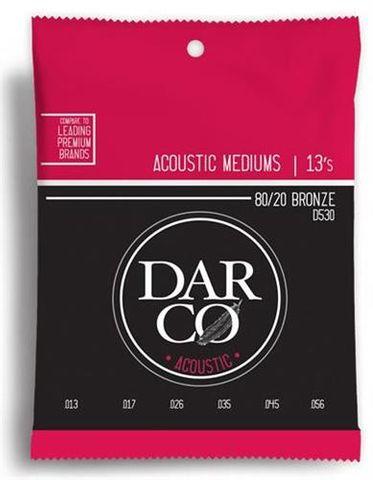 Darco Bronze Medium 13-56 Guitar Strings