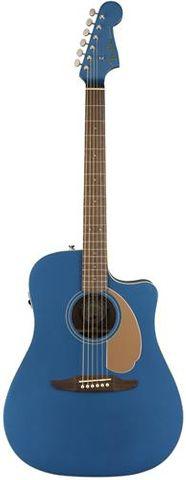 Fender Redondo Plyr Belmont Blue Ac/El