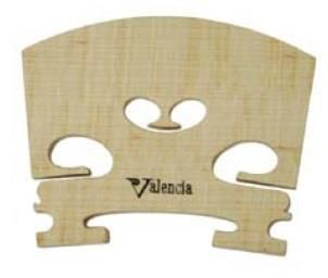 Valencia 1/4 Violin Bridge VA171