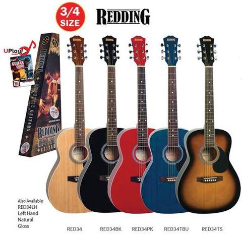 Redding 3/4 TS Acoustic Guitar