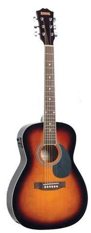 Redding 3/4 TS Ac/El Guitar