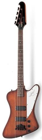 Epiphone Thunderbird IV 4 Str VS Bass Gt