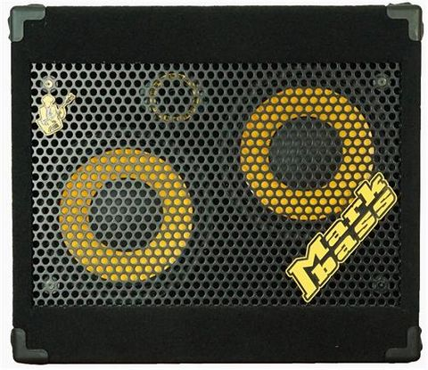 Marcus Miller 2x10in 400w Cab Markbass