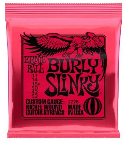 Ernie Ball Slinky Burly 11-52 N Wound St