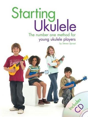 Starting Ukulele Bk/Cd