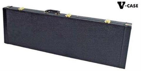 3/4 Rectangle V Case for SS Bass Guitar