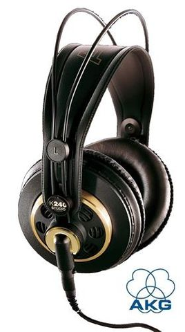 AKG K240S Semi Open Studio Headphones