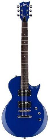 ESP LTD EC 10 Blue Electric Guitar