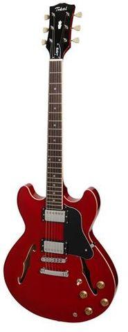 Tokai CHERRY RED Legacy 335 Style Elect