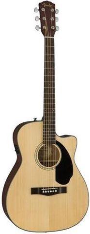 Fender CC60SCE Concert NAT Ac/El Guitar