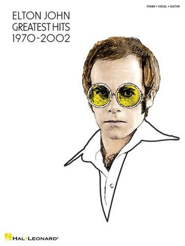 Elton John Greatest Hits 1970-2002 PVG