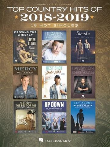 Top Country Hits of 2018 - 2019 PVG