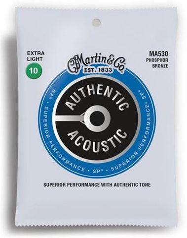 Martin 530 Phos Br 10-47 XL Strings