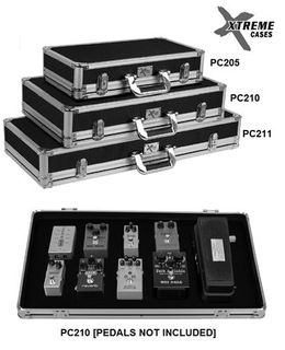 Guitar Effects Pedal Case