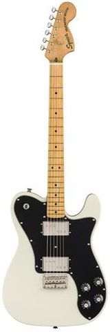 Fender SQ CV 70s Tele Dlx MN OWT Guitar