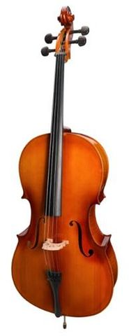 Steinhoff 4/4 Student Cello Outfit NtGl