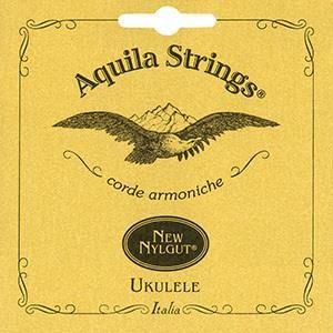 Aquila AQ4U Nylgut Soprano GCEA Uke Strg