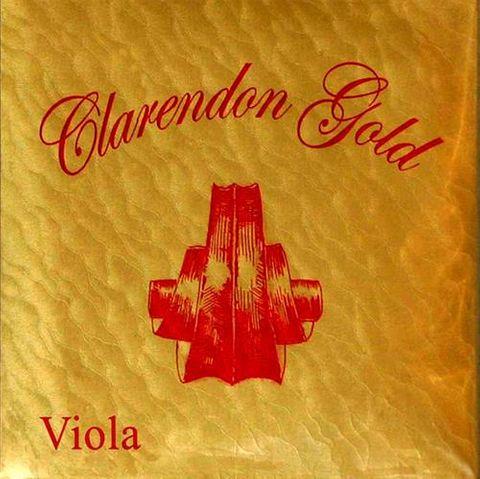 Clarendon Gold 14in C Viola String