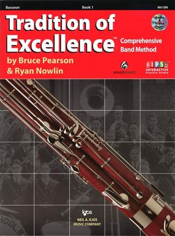 BASSOON 1 Tradition of Excellence