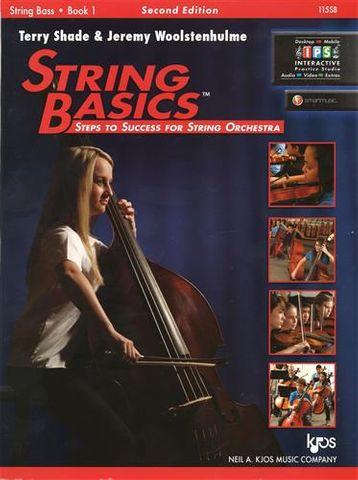 STRING BASS 1 String Basics