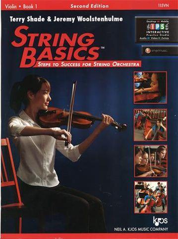 VIOLIN 1 String Basics