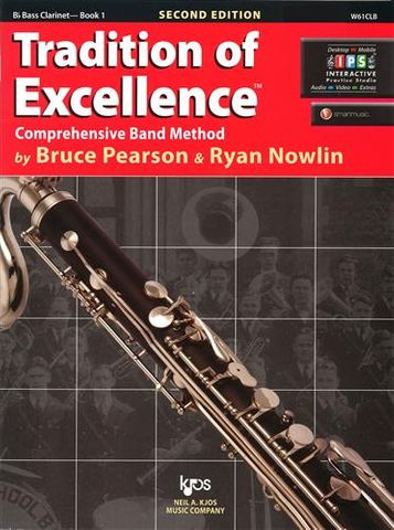 BASS CLARINET 1 Tradition of Excellence