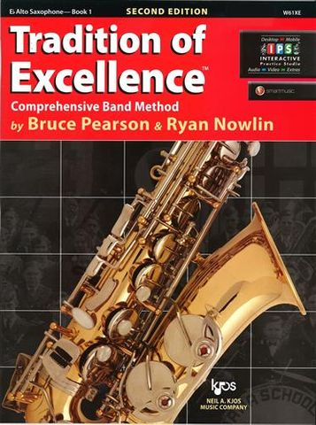 ALTO SAX 1 Tradition of Excellence