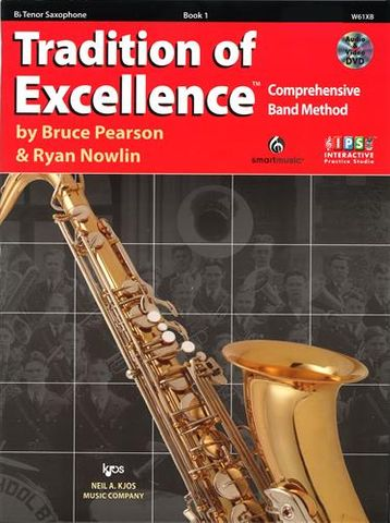 TENOR SAX 1 Tradition of Excellence