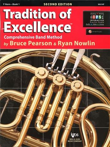 FRENCH HORN 1 Tradition of Excellence