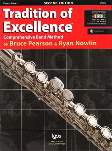 FLUTE 1 Tradition of Excellence