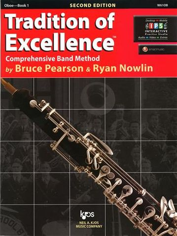 OBOE 1 Tradition of Excellence