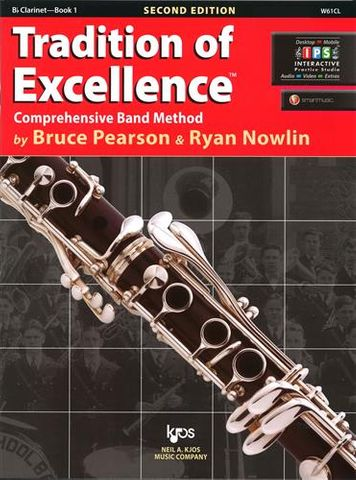 CLARINET 1 Tradition of Excellence