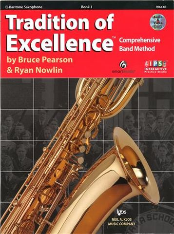 BARITONE SAX 1 Tradition of Excellence