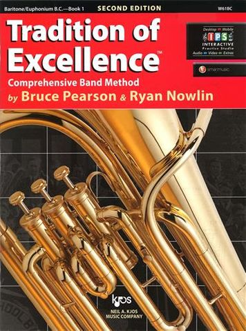 BARITONE/EUPHO BC 1 Tradition of Excelle