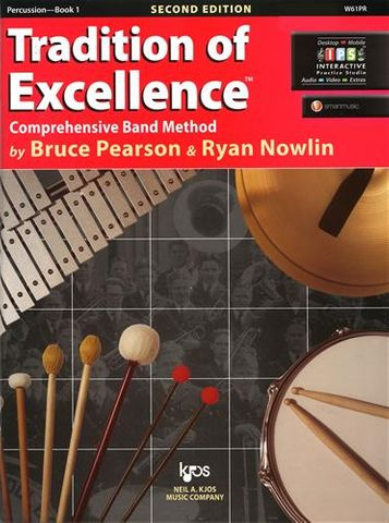 PERCUSSION 1 Tradition of Excellence