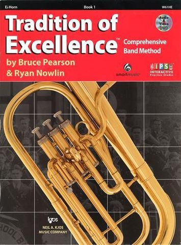 Eb HORN 1 Tradition of Excellence