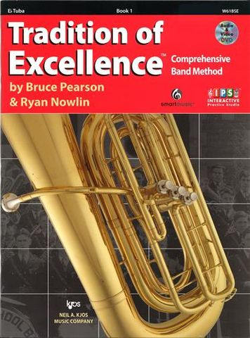 Eb TUBA 1 Tradition of Excellence
