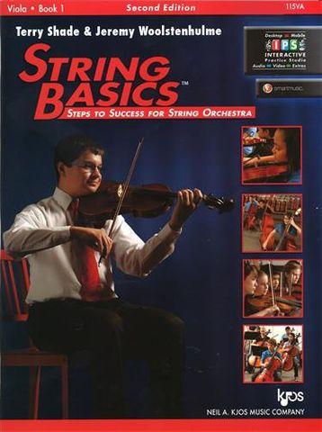 VIOLA 1 String Basics