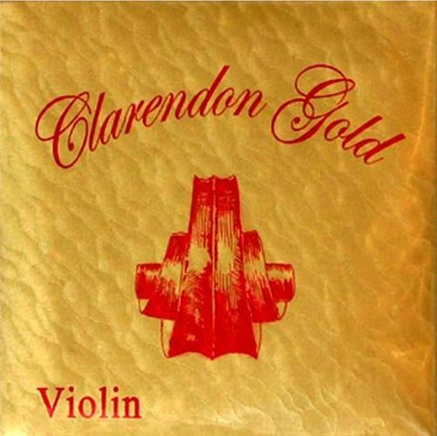 Clarendon Gold G 4/4 Violin String