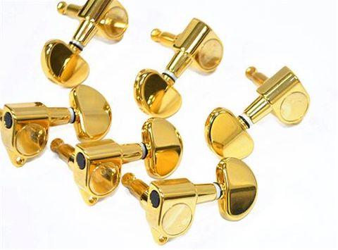 GT Geared Machine Heads GOLD