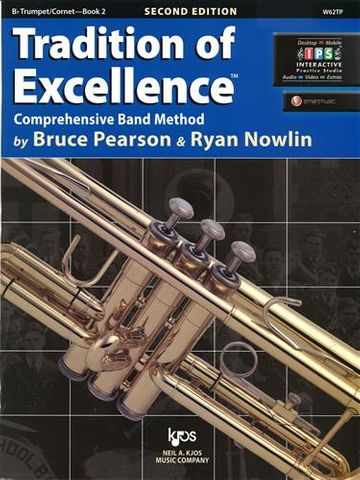 TRUMPET 2 Tradition of Excellence