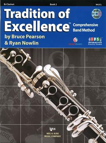 CLARINET 2 Tradition of Excellence