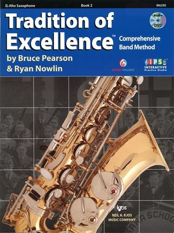 ALTO SAX 2 Tradition of Excellence